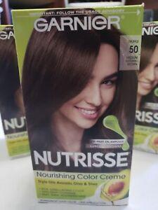Garnier Nutrisse Nourishing Color Creme [Truffle/50/Medium Natural Brown]