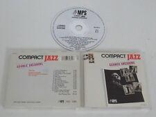 George Shearing/George Shearing (Compact Jazz / Mps 833 284-2) CD Álbum