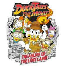 Disney Parks DuckTales The Movie Treasure of the Lost Lamp Pin 30th Limited New