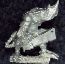 1987 Chaos Beastman 0205 20 CH4 Zolkor Citadel Warhammer Beastmen Army Beasts GW
