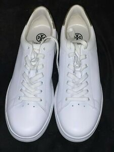 Tory Burch Howell Leather Sneakers