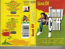 "K 7 AUDIO (TAPE)  JIMMY CLIFF  ""BEST OF"""