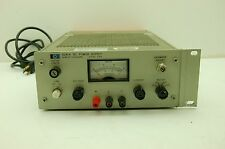 HP 6281A DC Power Supply 0-7.5V 0.5A