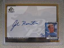 2000 SP Top Prospects Josh Hamilton 7/25 chirography autograph gold