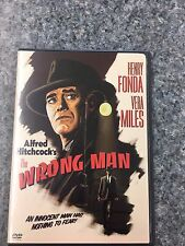 The Wrong Man (DVD, 2004) Alfred Hitchcock
