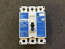 WESTINGHOUSE CIRCUIT BREAKER 100 AMP 480V 3 POLE EHD3100