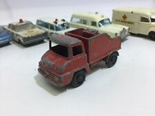 Vintage Lesney Matchbox #13 Red Thames Wreck Tow Truck Parts Restore 1:64