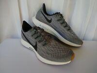 Nike Men's Air Zoom Pegasus 36 Running Shoes, Gunsmoke/Grey/White Size 8.5