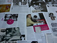 JOE MEEK - MAGAZINE CUTTINGS COLLECTION (REF Z9)