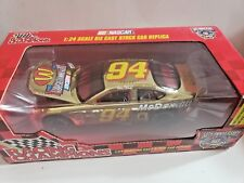 Racing Champions 1:24 NASCAR, 1998 Bill Elliott McDonalds #94, 50th Anniversary