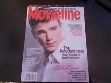Shannen Doherty, Clive Owen, Josh Hartnett - Movieline Magazine 2001