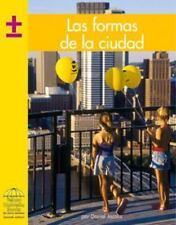 Las formas de la ciudad (Math - Spanish) (Spanish Edition)-ExLibrary
