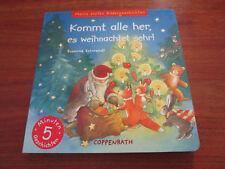 E1502) carton-Livre pour Enfants venez tous il weihnachtet très! Coppenrath EA 2002