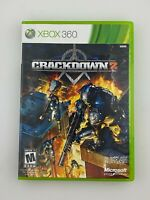 Crackdown 2 - Xbox 360 Game - Complete & Tested