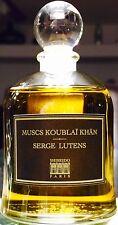 Vintage Serge Lutens Muscs Koublai Khan 2.5oz