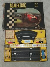 TRIANG  SCALEXTRIC SET (GP1)  GRAND PRIX SERIES (BOXED)  C1960