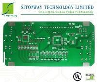 Low Cost PCB Manufacture L>10cm or W>10cm or Qty>10pcs