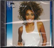 CD Whitney Houston 'Whitney' NUOVO/NEW/OVP I wanna dance with still