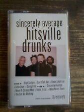 Hitsville Drunks (Mauro Pawlowski)-Sincerely Average-Cassette LTD EDITION - NEW