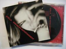 "STELLA ""BAD NEWS FOR ENTERTAINMENT"" - MAXI CD"