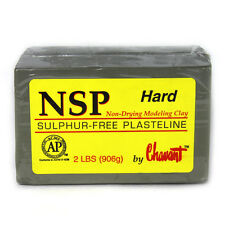 Chavant NSP Hard Green Sculpting and Modeling Clay (40lb Case)