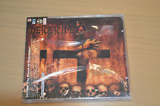DEICIDE THE STRENCH OF REDEMPTION         RUSSIAN RELEASE NO CD-R  OBI