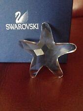 SWAROVSKI Crystal STARFISH 679350/7400 200 502 MIB Retired. with Box.
