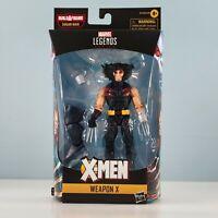 "Marvel Legends Series X-Men: Age of Apocalypse - Weapon X 6"" Figure"