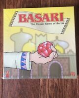 Basari Classic Game Of Barter With Gems & Action Cards New In Shrink