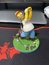 * Simpsons *Misadventures of Homer *the Big Duffer * Hamilton Collection *#0727A