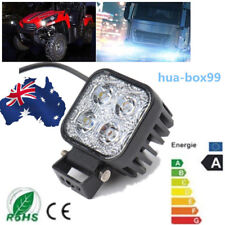 AU!! 12W 12V-24V Car LED Work Light Lamp Off-Road Truck Jeep SUV Flood Spot Lamp