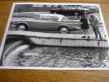 SUNBEAM RAPIER 1725cc PRESS or  PUBLICITY PHOTO  Brochure connected  jm