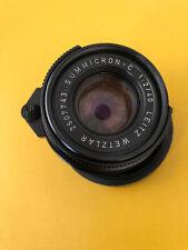 Leica, Leitz Summicron C 2,0 40mm.