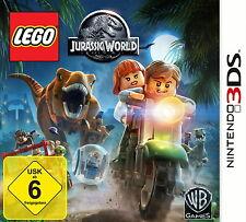 LEGO Jurassic World 3ds (Nintendo 3DS) Versiegelt NEUWARE