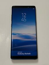 Samsung Galaxy Note8 - Dummy Phone - Non-working - Display Toy Demo Android