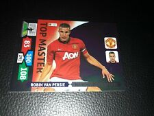 Champions League 2013/14 Top Master card VAN PERSIE MANCHESTER UNITED