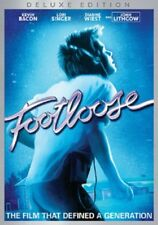 FOOTLOOSE 1984 w/ Kevin Bacon Original Foot Loose 80's 1980's Deluxe DVD New