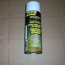 ACCEL FOAM AIR FILTER OIL, DUAL STAGE PERFORMANCE OIL