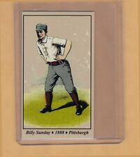 Billy Sunday - Pittsburgh Pirates later a famous preacher Tobacco Road series #5