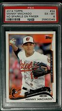 2014 Topps Manny Machado #24 Baseball Card
