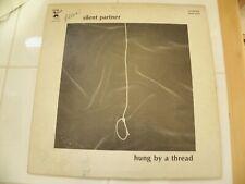 Silent Partner 1979 Lp Record Hung By a Thread Prog Rock Folk Indie Athens, GA