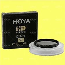 Genuine Hoya 52mm HD CPL Circular Polarizing C-PL Filter CIR-PL Polarizer