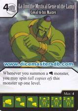La Jinn Mystical Genie of the Lamp Loyal to his #028 - Yu-Gi-Oh! - Dice Masters