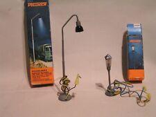 VOLLMER HO 1/87  -  ENSEMBLE DE LAMPADAIRES DE RUE