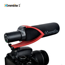 Commlite CVM-V30 Photography Interview Video Mic Camera Shoe Mount Microphone