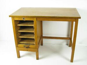 Rolladen Schreibtisch