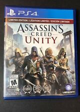 Assassin's Creed Unity [ Limited Edition ] (PS4) USED