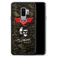 Samsung Galaxy S9+ [Plus] - Hülle SILIKON Cover - Atatürk Türkiye Türkei Camouf