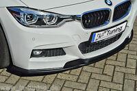 Spoilerschwert Frontspoiler Lippe Cuplippe ABS BMW 3er F30 F31 M-Paket mit ABE