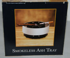 Smokeless Ashtray Ash Tray Filter System Cigar Cigarette NEW